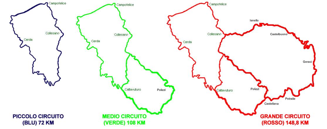 Circuiti Targa Florio